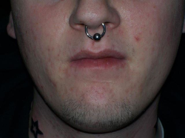 Piercing, Septum, Nose